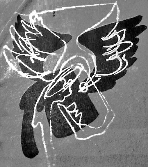 Throwing PAiNT Logo